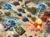 Attacking enemies in Invasion: Modern Empire