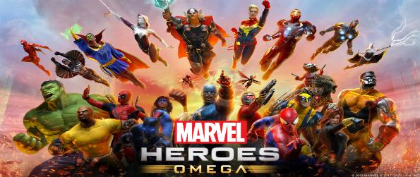Marvel Heroes Omega - Play Marvel Heroes Omega, a game that assembles a comprehensive number of superheroes, villains, from your favorite Marvel movies and comic books.
