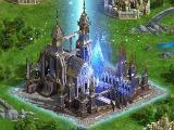 Majestic structure in Final Fantasy XV: A New Empire