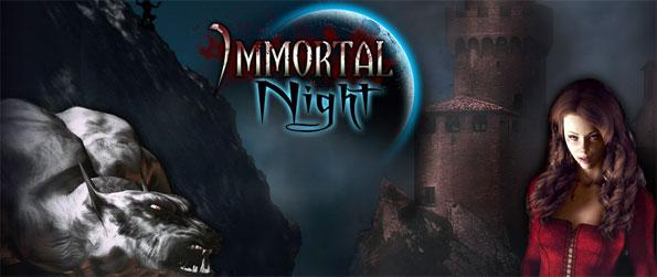 Immortal Night - Play as a Vampire or a Lycan and conquer the world in Immortal Night.