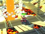 Lava battlefield in Better Off Thread
