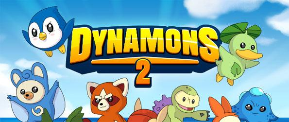Dynamons - Embark on an epic adventure with Dynamons 2.