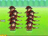 Haypi Emperor Goryeo Infantry