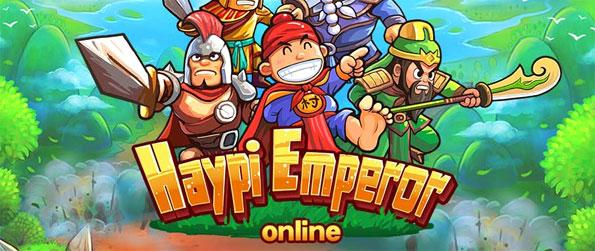 Haypi Emperor - Conquer the world with your mighty army.
