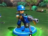 Mini Guns Machine Gunner