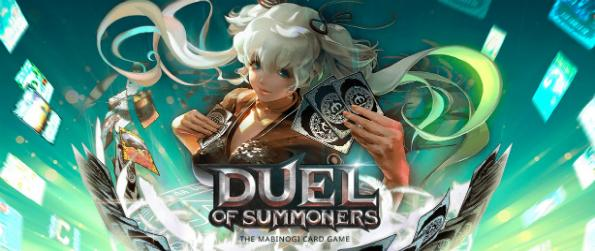 Duel of Summoners - Collect various cards, trade with other players, and compete with the best summoners around the world in Duel of Summoners.