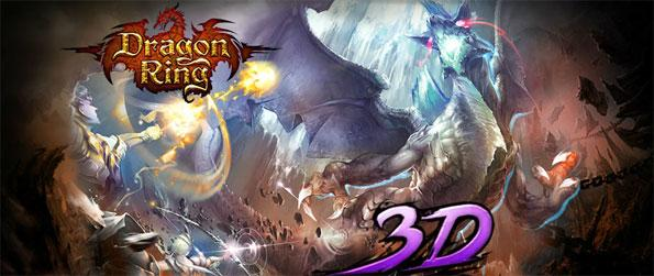 Dragon Ring - The world of Nidia is in danger, be it from orcs or pirates, and it needs a hero to bring peace back to the realm. Are you that hero?