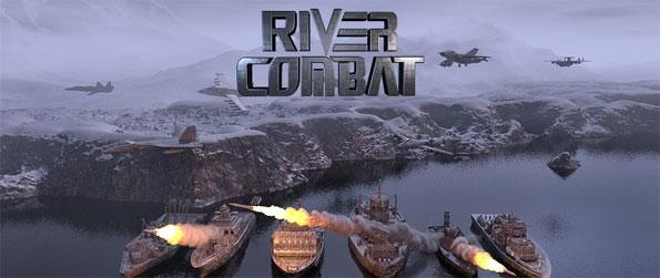 River Combat - Build your own base and defend it against enemy attacks in River Combat.