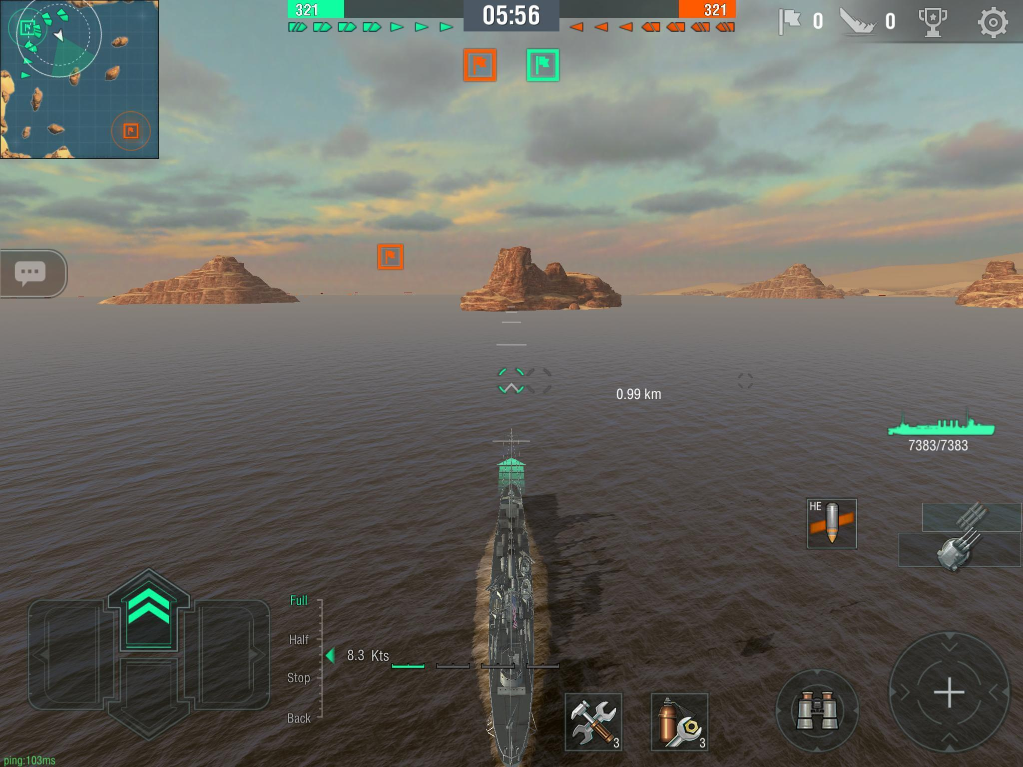 World of Warships Blitz Review - MMO Square