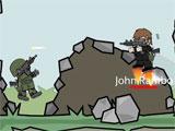 Doodle Army 2: Mini Militia gameplay