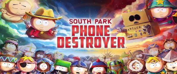 South Park: Phone Destroyer - Take on your favorite South Park characters like Kenny, Cartman, Kyle, and Stan in South Park: Phone Destroyer!