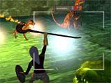 Project: Gorgon casting powerful spells