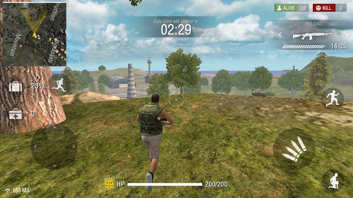Pubg Gameplay On Line: Battlegrounds