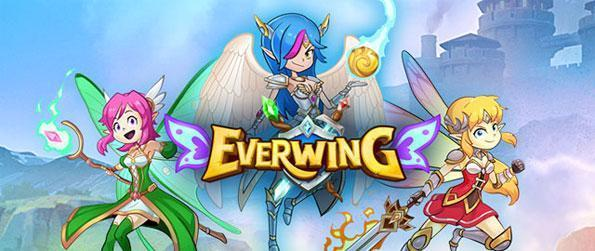 EverWing - Enjoy this exciting vertical shooting game in which you'll get to take down endless waves of monsters.