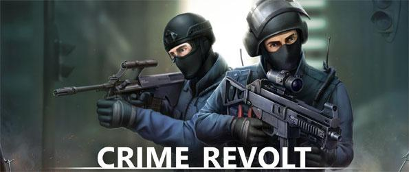 Crime Revolt - Immerse yourself in this captivating MMOFPS that doesn't cease to impress.