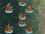 Romance of the Three Kingdoms about to enter combat