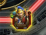 Romance of the Three Kingdoms acquiring new commanders