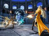 Raid battle in Daybreak Legends: Origin