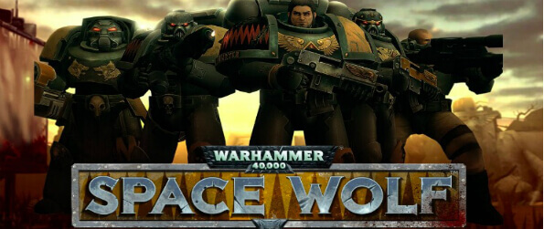 Warhammer 40,000: Space Wolf - Enter the world of Warhammer 40,000: Space Wolf and fight against extremely powerful enemy hordes.