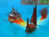 Flame Attack in Unearned Bounty