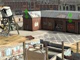 Bloody Z: Zombie Strike gameplay