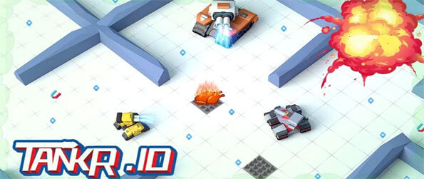 Tankr.io - Get hooked on this highly engaging io game that doesn't cease to impress.