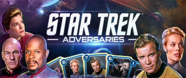 Star Trek Adversaries - Get hooked on this exciting CCG that takes place in the iconic Star Trek universe.