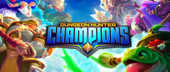 Dungeon Hunter Champions - Embark in an epic gaming experience with Dungeon Hunter Champions and be treated to a fast-paced action RPG!