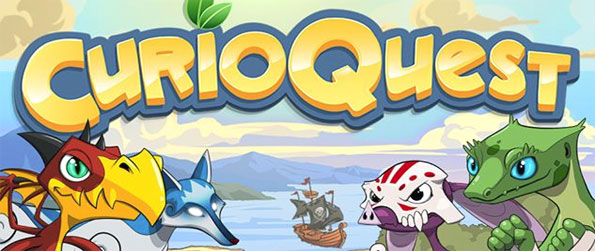 Curio Quest - Set foot into a world full of monsters in this exciting RPG that you can enjoy in the comfort of your browser.