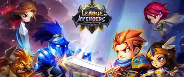 League of Avengers: Champion Legend - The final battle to end the long-standing war between two worlds is upon us in this superhero-themed mobile RPG, League of Avengers: Champion Legend!
