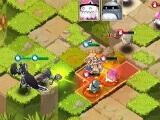Using a skill in Fantasy War Tactics R