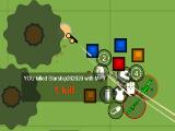 Killing an enemy in Surviv.io