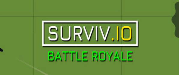 Surviv.io - Drop into the battlefield in Surviv.io, loot weapons and become the last man standing.