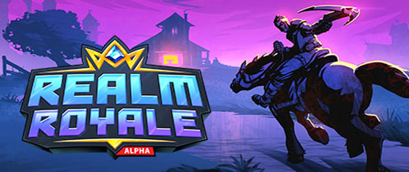 Realm Royale - Enjoy this exciting new battle royale game that's been turning heads ever since it was released.