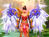 Phoenix Dynasty 2: Gorgeous wings