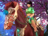 Phoenix Dynasty 2: Horse mount