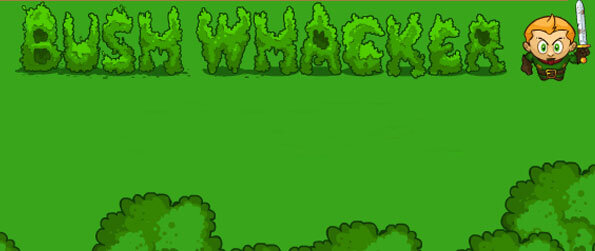 Bush Whacker - Bush Whacker is a point-and-click RPG full of adventure and magic!