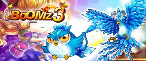 Boomz 3 - Play Boomz 3 and embark on an adventure to be the strongest player in this casual MMO shooting game.
