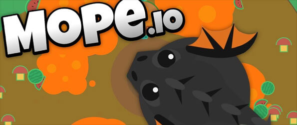 Mope.io - Enjoy a brand new IO game, this time featuring various species of animals.