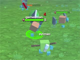 Hordes.io slaying beasts