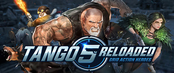 Tango 5 Reloaded: Grid Action Heroes - Play this phenomenal PvP action game in which you'll need to make the most of your tactical prowess to be victorious.