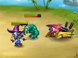 Duel Era: King intense match-up