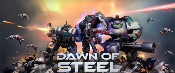 Dawn of Steel - Command a powerful force of battle Mechs in order to crush your enemies.