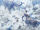 Fighting mammoths in Durango: Wild Lands