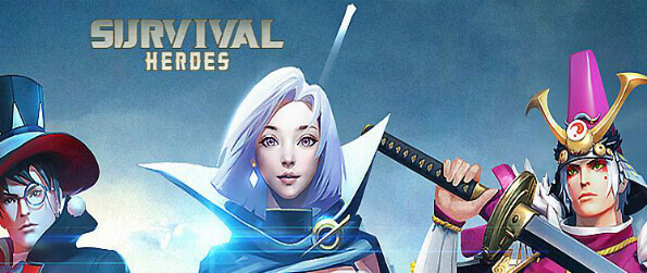 Survival Heroes - Dive into the world of Survival Heroes and become the last hero standing!