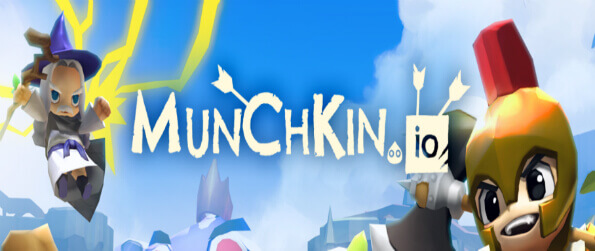 Munchkin.io - Play Muchnkin.io and drop into an arena and fight monsters and other characters.