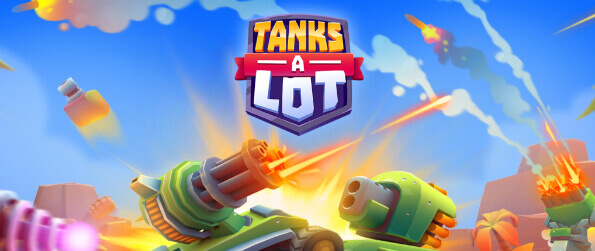 Tanks A Lot! - Pilot your own tank in Tanks A Lot! and use your tank driving skills to win fast-paced battles.