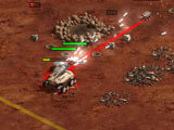 Conquer other bases in Mars Frontier