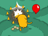 Bloons Adventure Time TD: Upgrade heroes