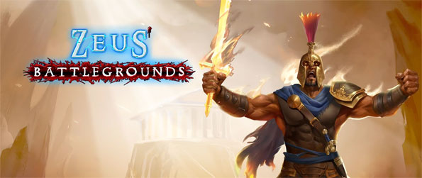Zeus' Battlegrounds - Enjoy this innovative battle royale game that brings a nice change of pace to the genre.